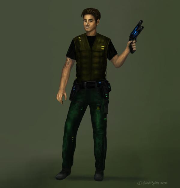 Sci-Fi Agents