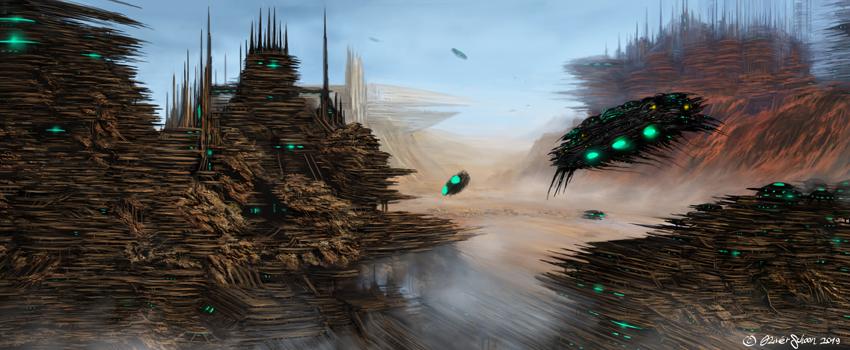 Sci-Fi Concept