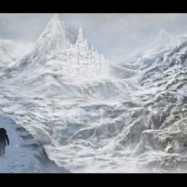 Iceworld Matte Painting